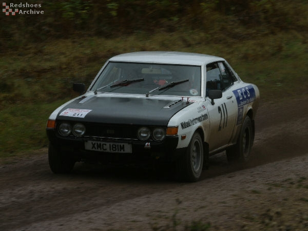 Rob Close / Mike Reynolds - Toyota Celica