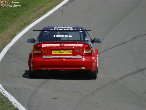 Luke Hines - Vauxhall Astra Coupe