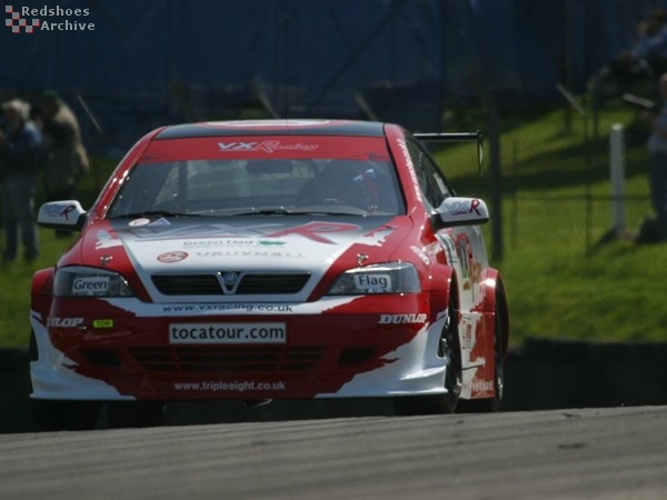 Yvan Muller - Vauxhall Astra Coupe